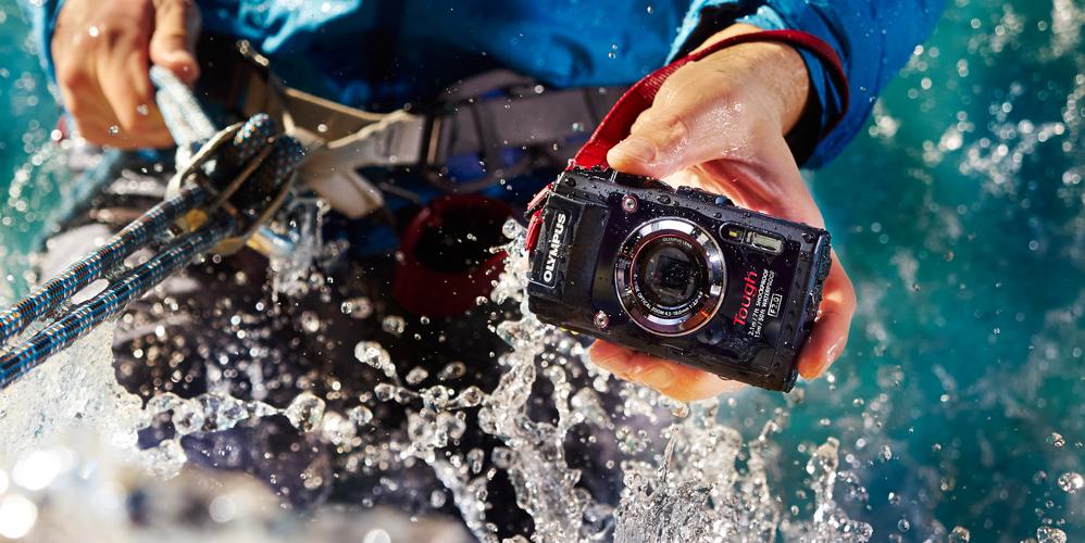 The Best Waterproof Cameras Of 2016